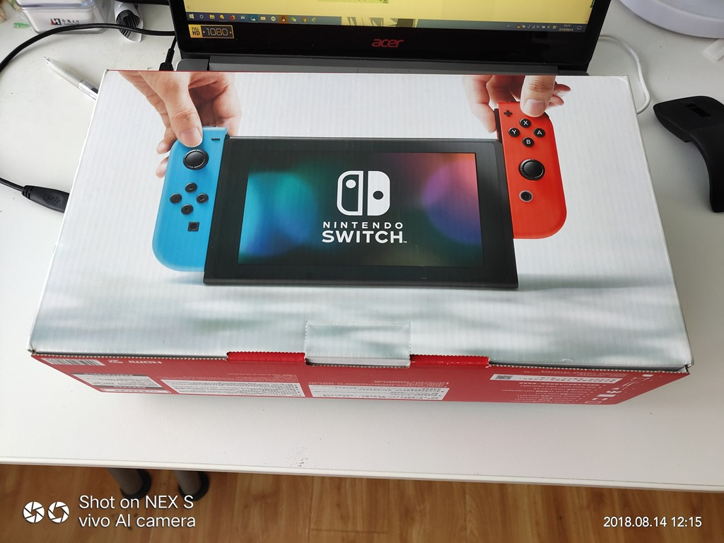 任天堂Switch(NS)小开箱